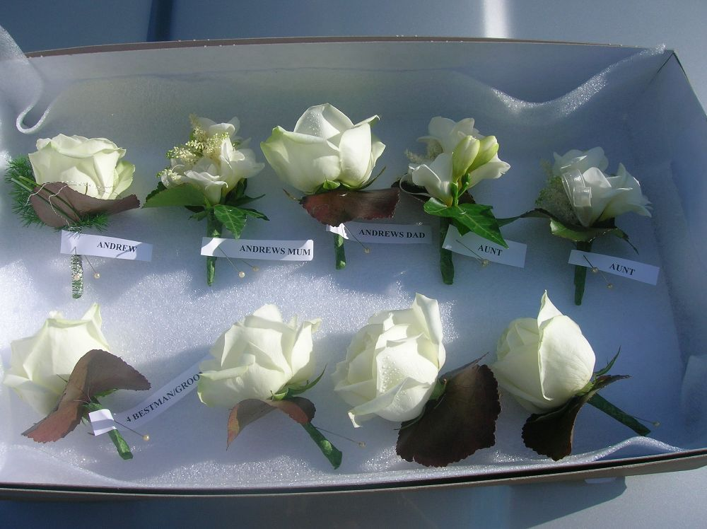 Buttonholes And Corsages Arbour Blooms (14)