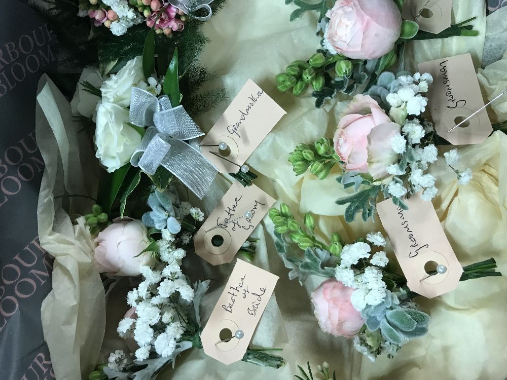 Buttonholes And Corsages Arbour Blooms (3)