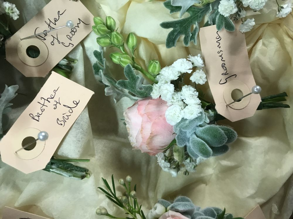 Buttonholes And Corsages Arbour Blooms (6)