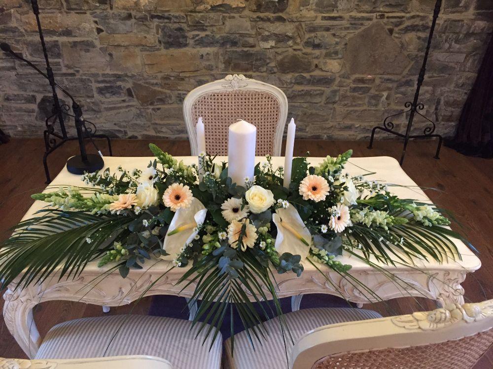 Ceremony Room Dressed Arbour Blooms (12)