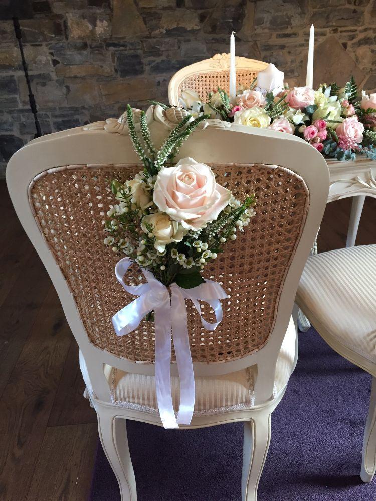 Ceremony Room Dressed Arbour Blooms (13)
