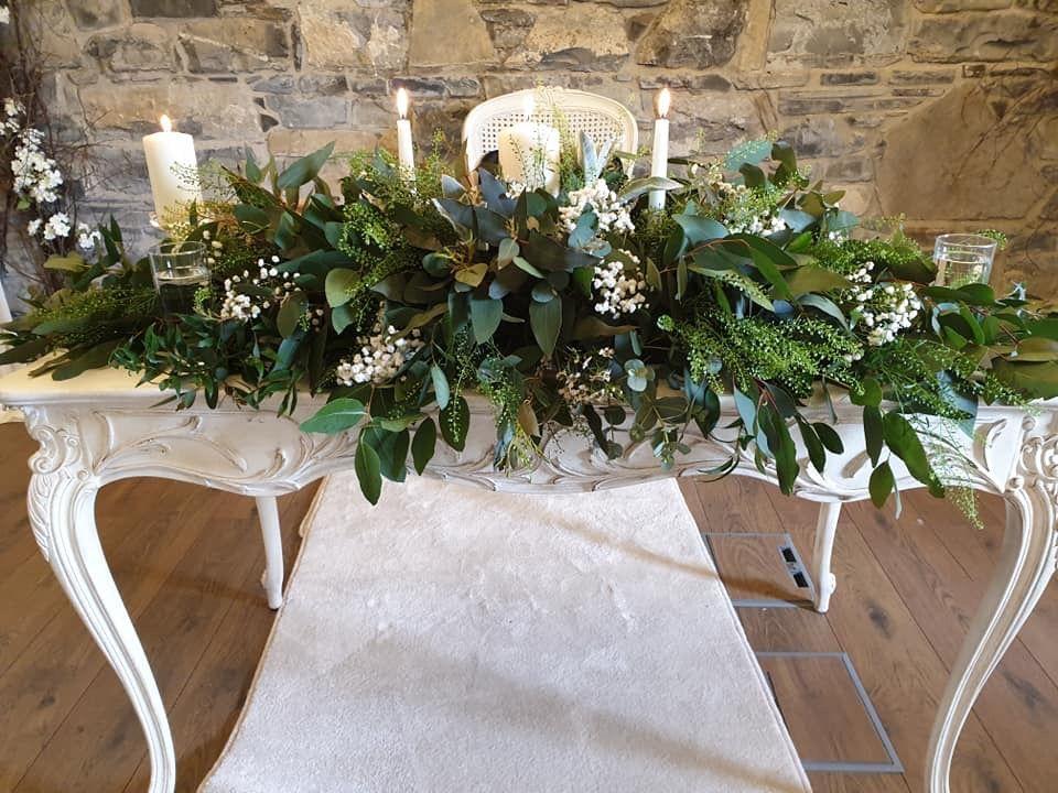 Ceremony Room Dressed Arbour Blooms (25)