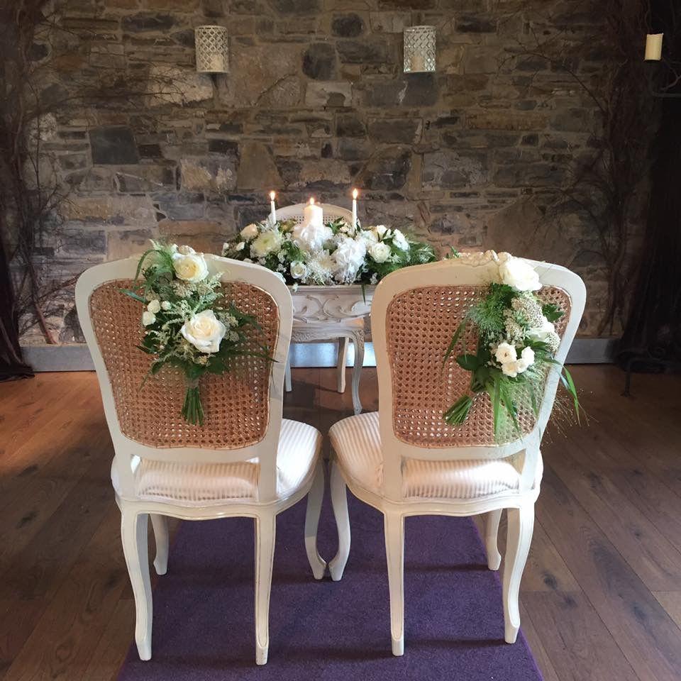 Ceremony Room Dressed Arbour Blooms (27)
