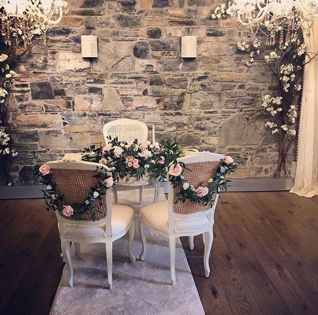 Ceremony Room Dressed Arbour Blooms (3)