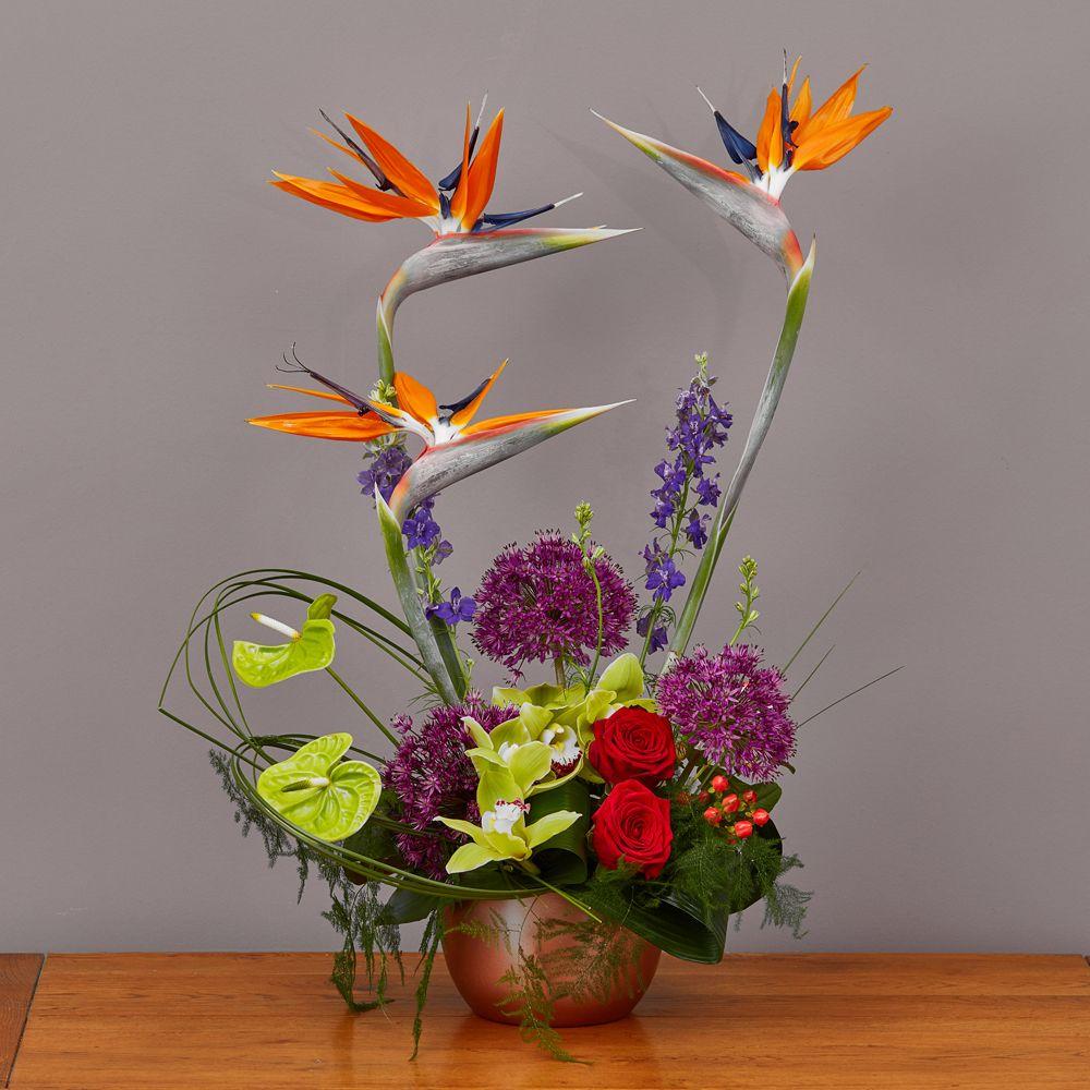 Luxury Floral Arrangement Arbour Blooms