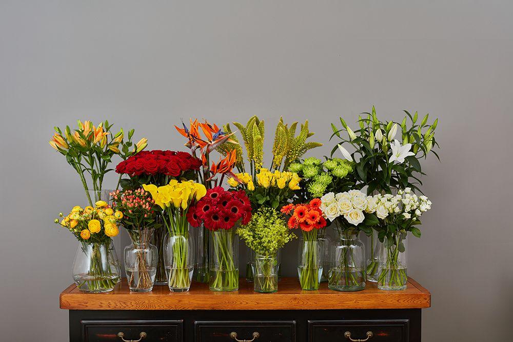 Mixed Bouque 1t Arbour Blooms