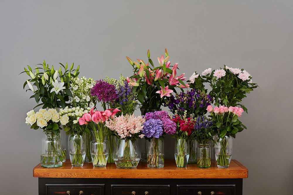 Pretty In Pinks Florist Choice Arbour Blooms