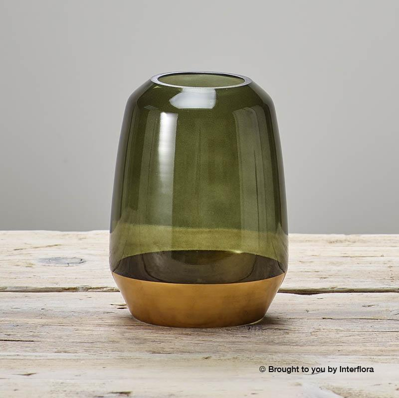 Lg Null Contemporary Green Vase.jpg